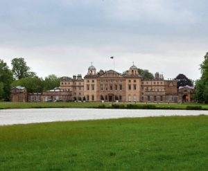 Badminton House Gloucestershire in the 21st Century